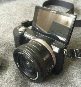 Фотоаппарат sony alpha5000 kit