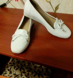 Туфли новые, размер 39( на 38)