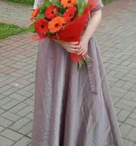 Вечернее платье 50 размер