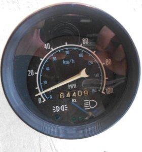 спидометр на ВАЗ 04-05 в милях