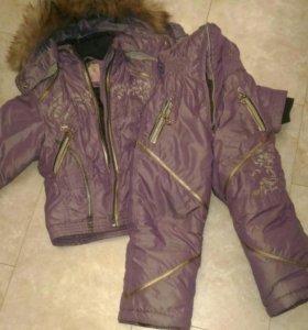 Зимний комплект 98-104