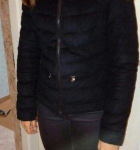 Молодежная курточка зимняя