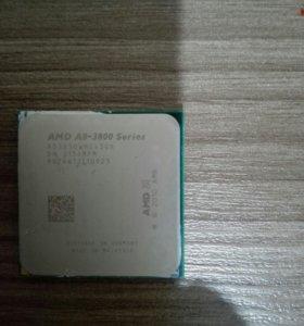 AMD A-8 3800