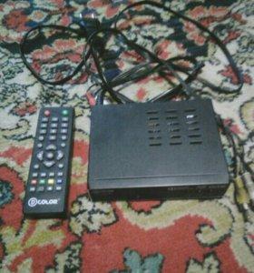 Приставка к телевизору