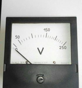 Вольтметр прибор