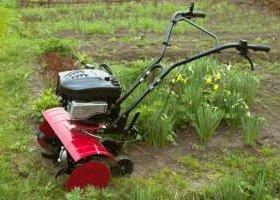 Культивация и газонокосильные работы