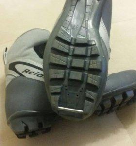 Ботинки лыжные NNN 37 размер