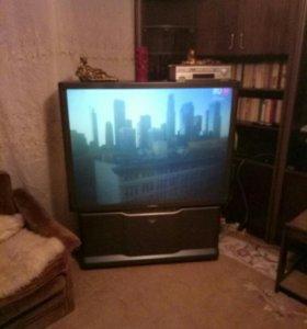 Телевизор проэкционный