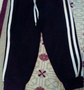 Трикотажные штанишки с начесом