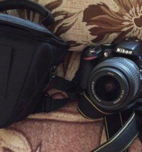 Цифровой фотоаппарат Nikon D3200
