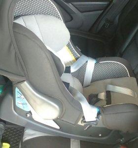 Детское кресло Volkswagen Go Plus isofix