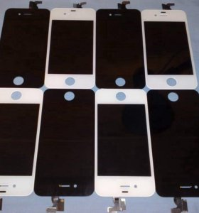 Экран (модуль) , батарейки для iPhone. Все модели