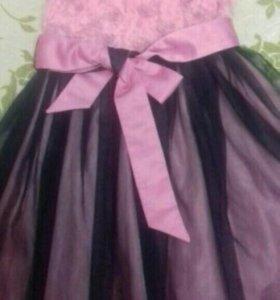 Платье нарядное