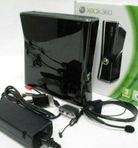 Xbox360 Freeboot+200 игр новый+гарантия