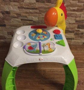 Игровой столик Fischer price
