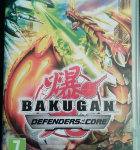 Игра для PSP SONY - BAKUGAN Defenders of the core