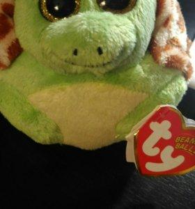 Новая игрушка TY черепашка