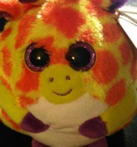Новая игрушка TY жираф