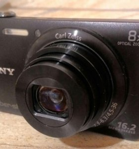 Цифровой фотоаппарат Sony Cyber-shot DSC-WX80