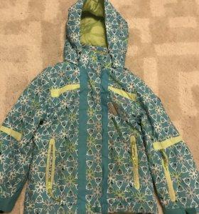 Горнолыжная куртка для девочки