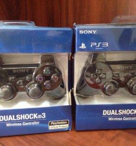 Новые геймпады PlayStation DualShock 3