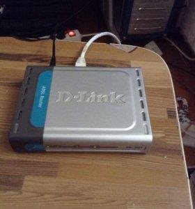 D-link DSL-500T