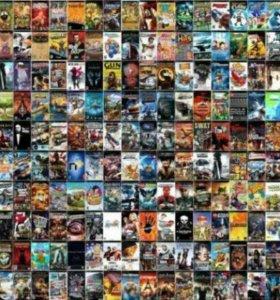 Флешка PSP 32 гига с 60 играми