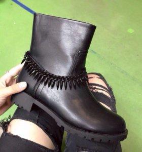 Полусапожки ботинки осенние 🍂