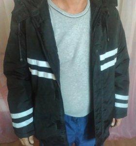 3 Куртка зимняя