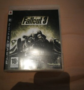 Fallout 3. PS3