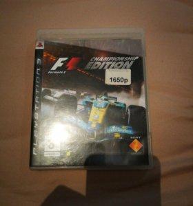 Formula1. PS3