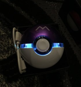 Power bank pokeboll (покебол)