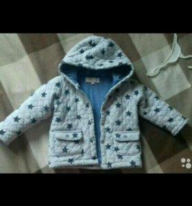 Куртка пальто р 80