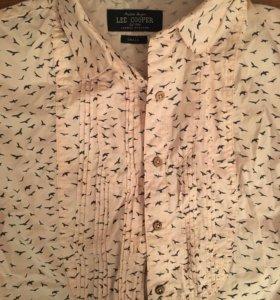 Рубашка новая lee cooper