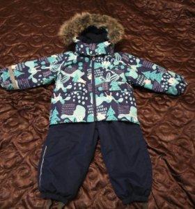 Продам комплект куртка и штаны, зима