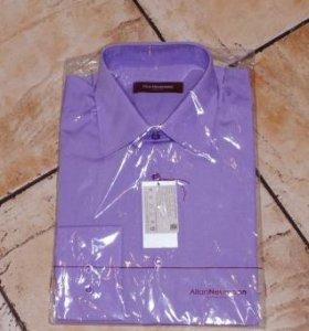 Новая рубашка (39, рост 178-182)