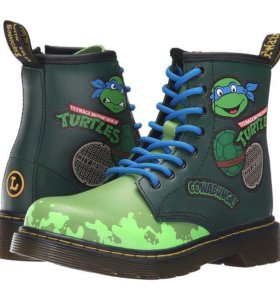Ботинки Dr.Martens Ninja Turtles Leo boots