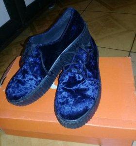 Бархотни Туфли размер 37