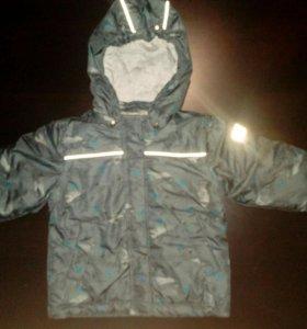 Куртка тёплая НОВАЯ