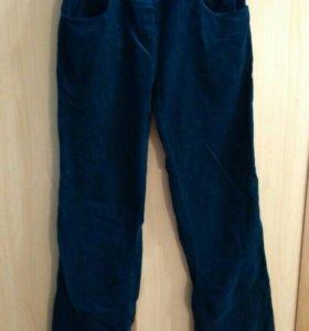 Вельветовые брюки для беременных