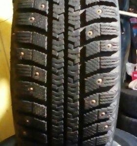 Продам Комплект колес зимних на литых дисках R14