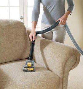 Химчистка мягкой мебели с выездом.