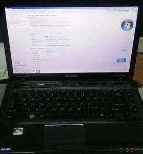 Ноутбук Toshiba M545-54050