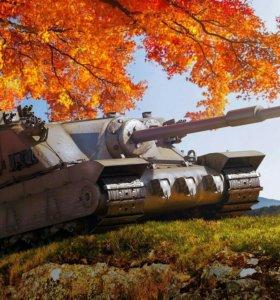 Продам акаунд танки на пк
