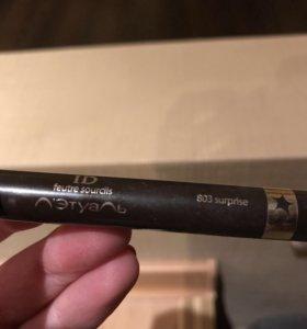 Фломастер для бровей, карандаш