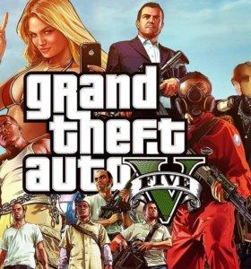 GTA 5 (Русские субтитры) для Sony PS3