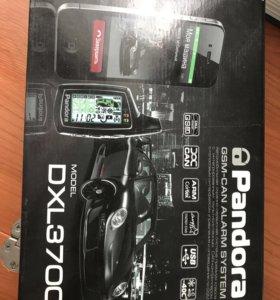 Продам авто сигнализацию Pandora dxl 3700