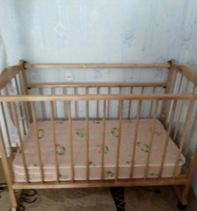 Кроватка- маятник
