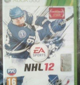 NHL12 на X-Box 360