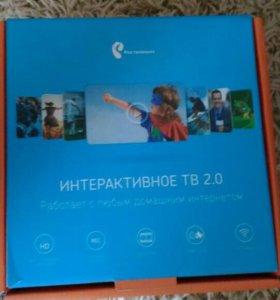 ТВ приставка, интерактивного ТВ